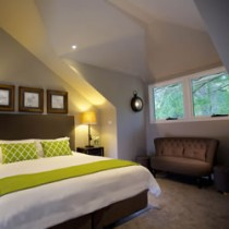 Loft Room Bed & Breakfast Package